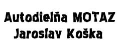Autodielňa MOTAZ Jaroslav Koška